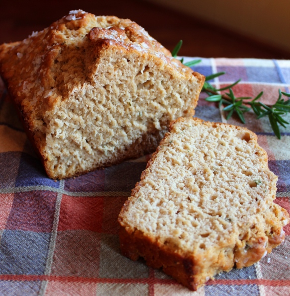 Rosemary Beer Bread
