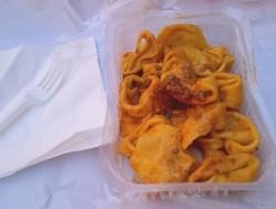 Tortelloni in Bologna