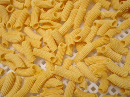 Extruded Pasta at CAST Alimenti