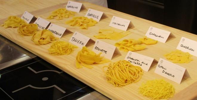 Manuelina Culinary Pasta Program