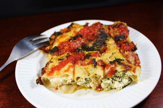 Fresh Pasta Cannelloni