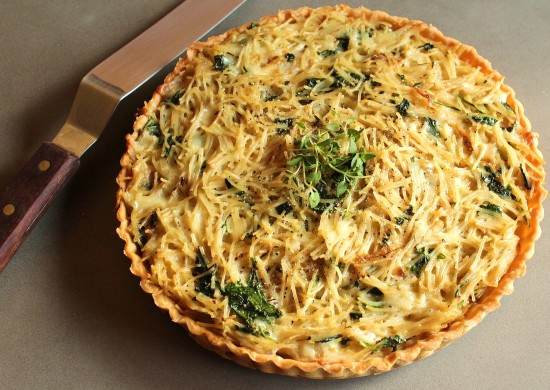 Fideo Pie