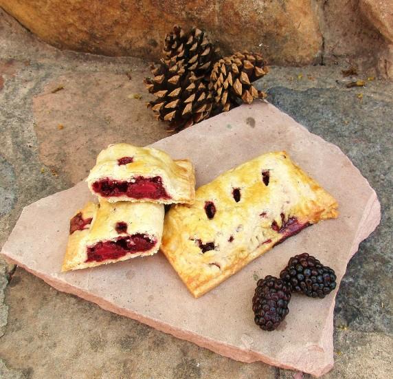 Blackberry Hand Pies