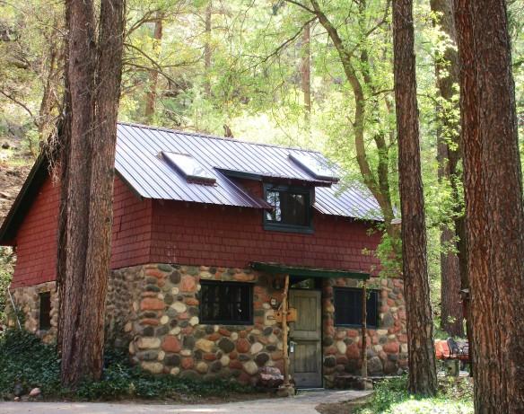 sedona cabin