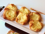 Lemon Sweet Cheese Pastry Squares