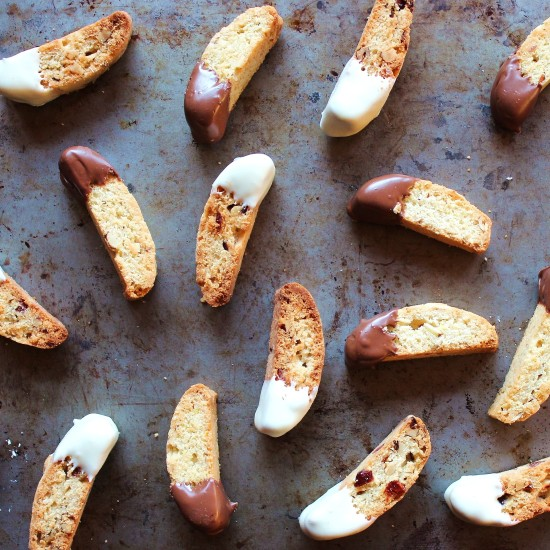 Holiday Biscotti
