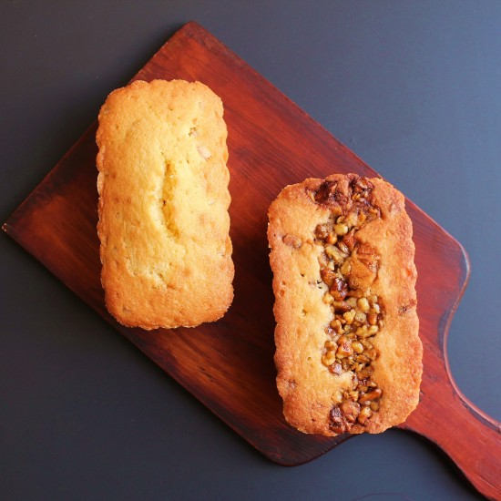 Mini Pound Cake Recipe